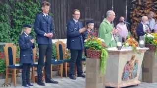 Ostbayerischer Feuerwehrpreis 2015 - 1. Preis Feuerwehr Krondorf-Richt