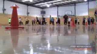 Victoria Police | Illinois Agility Test Training