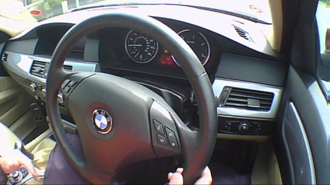BMW 5 Series bmw 5 series review 2004 2008 BMW 5 Series 530d Review/Road Test/Test Drive - YouTube