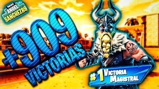 FORTNITE +909 VICTORIAS