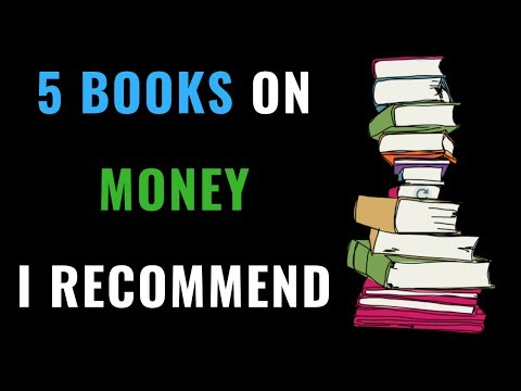5 Books On Money You Should Read This Year | Personal Finance Book Recommendations