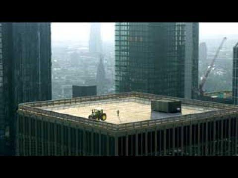 John Deere - Tratores 6M - Visibilidade