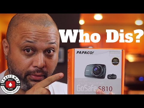 The Best Dash Cam You Never Heard Of: Papago GoSafe S810
