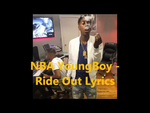 NBA YoungBoy -Ride Out Lyrics