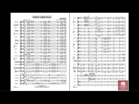 White Christmas by Irving Berlin/arr. Michael Sweeney