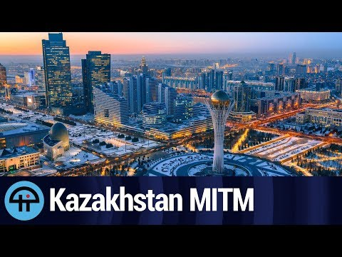 Kazakhstan Government Man In The Middle Attacks