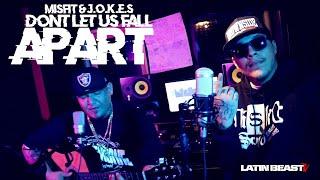 Zapętlaj Misfit Soto X J.O.K.E.S - Dont Let Us Fall Apart (Official Music Video) | LatinBeastTV