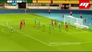 Rapid Wien 3-1 Galatasaray   Maçın Özeti 23.07.2014
