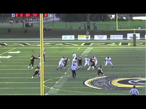 Dillon Campbell 2013 Highlight Tape