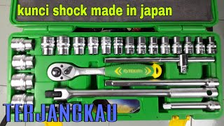 Kunci shock murah terjangkau made in japan merk tekiro