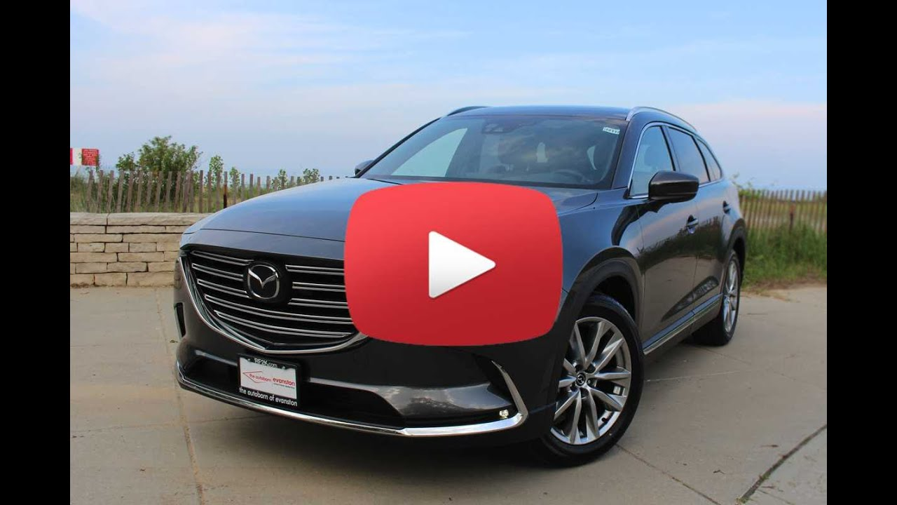 2016 mazda cx 9 signature first look all new and better than ever youtube. Black Bedroom Furniture Sets. Home Design Ideas