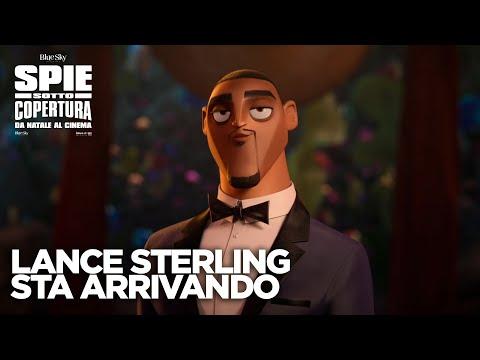 Spie Sotto Copertura | Lance Sterling Sta Arrivando Spot HD | 20th Century Fox 2019