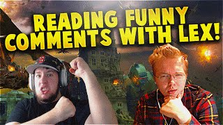 reading funny gorod krovi trailer comments w mr t lexify roasting gorod krovi comments