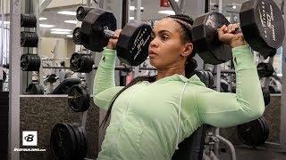 My Workout Routine | Risen: Vanetza Cine | Ep 3