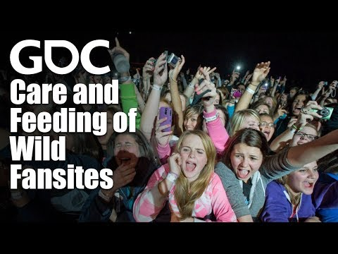 Care and Feeding of Wild Fansites