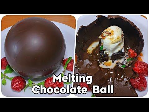 Melting Chocolate Balls | Irresistible Chocolate Dessert Recipe | Kanak's Kitchen