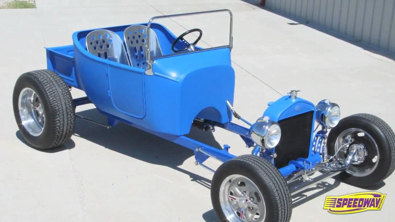 23 T Bucket Kit Car