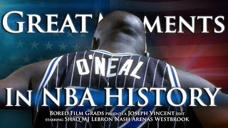 Great Moments In NBA History - Volume 4