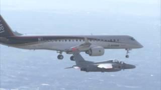 「MRJ」ファーストフライト(MRJ First Flight)