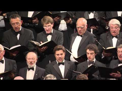 ROYAL CHORAL SOCIETY: Worthy is the Lamb & Amen Chorus from Handel's Messiah