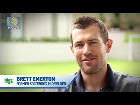 FFA TV: Brett Emerton recounts England v Australia (2003)