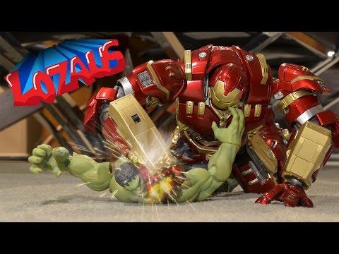 IRONMAN STOP MOTION Part 4 Trailer