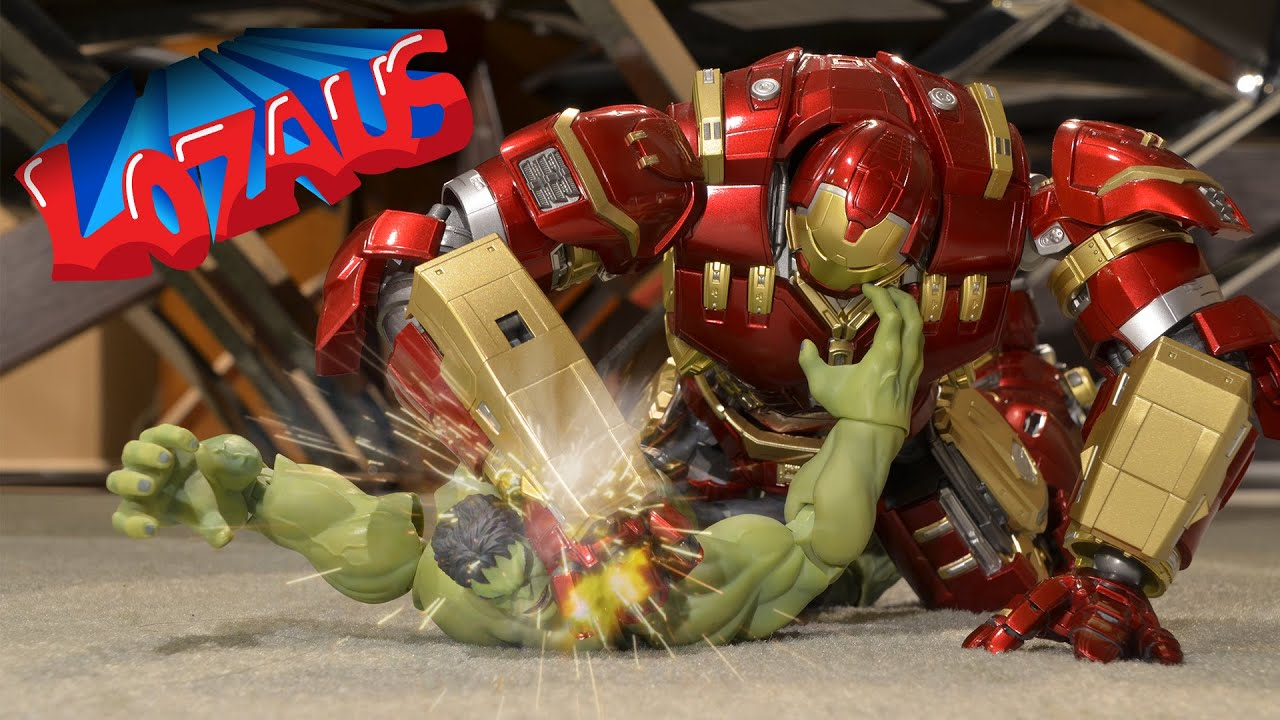 IRONMAN STOP MOTION Part 4 Trailer - YouTube