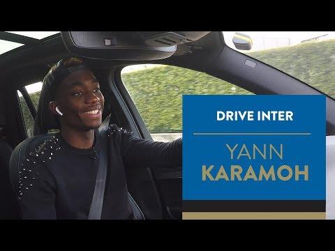 DRIVE INTER   Yann Karamoh