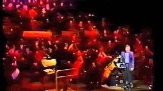 Karin Glenmark saves Chess Concert 1984