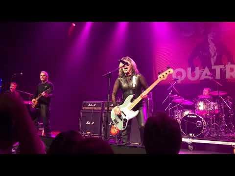 Suzi Quatro - She is in love with you - Aalborg 2017
