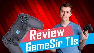 [$33.99]Best Android Gamepad To Buy In 2019 - GameSir T1s Review & Unboxing
