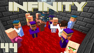 Minecraft Mods FTB Infinity - ALL THE EMERALDS [E44] (HermitCraft Modded Server)