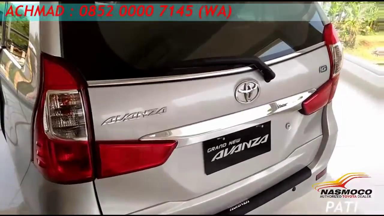 Panjang Grand New Avanza All Camry 2019 Indonesia Review Lengkap Toyota 2016 Pati Nasmoco