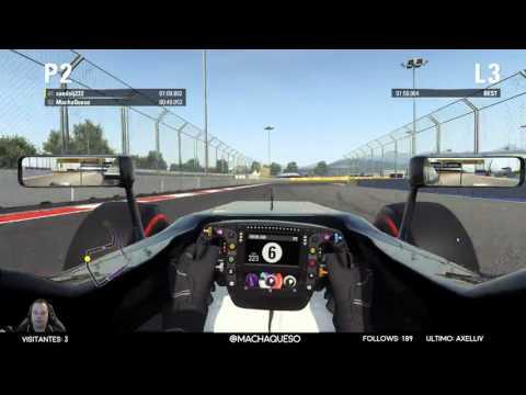 [ES] F1 2015 - Aprendiendo Bahrain (Time trial)
