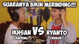 MERINDING DENGAR SUARA MEREKA !! Ikhsan FT  Ryanto Bawakan Lagu Aisyah Istri Rosulallah