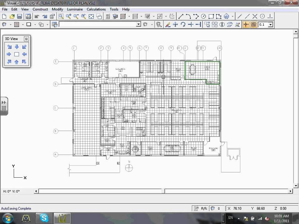 lighting calculation 1 visual software 01 11 11 wmv