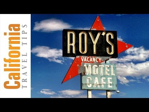Amboy - Roy's Cafe - Route 66