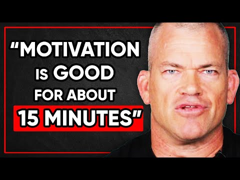 Why Discipline Beats Motivation Every Time | Jocko Willink on TJHS Ep. 15 (Full)
