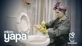 microYAPA: Limpiando El Baño