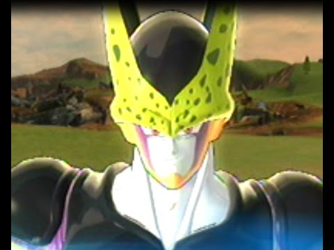 Cell Reaches Perfection!! The Perfect Rampage[Raging Blast 2 PS3]