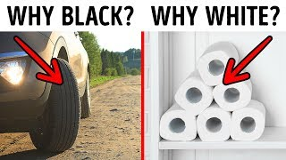 Why Car Tires Are Black and 22 Other Simple Whys
