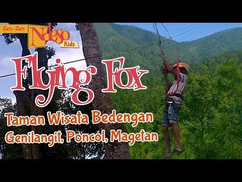 🔴-flying-fox-di-taman-wisata-bedengan-genilangit-poncol-magetan