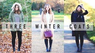 Three Winter Coats | I Covet Thee