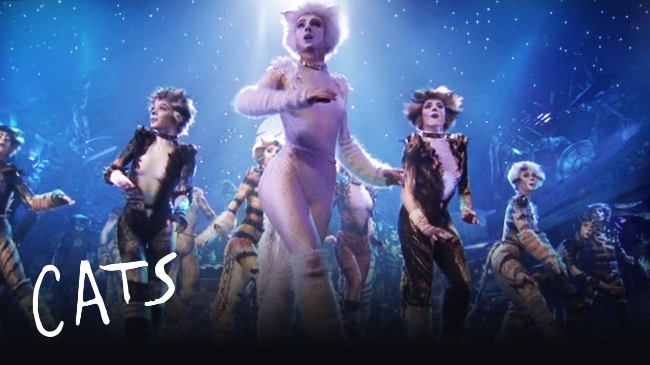 The jellicle ball cats the musical youtube stopboris Image collections