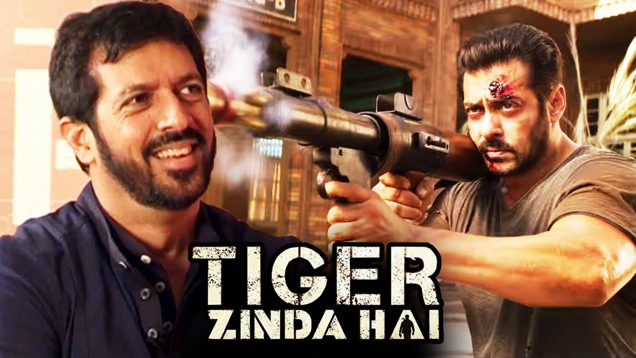ek tha tiger director kabir khan reaction on tiger zinda hai trailer salman khan katrina kaif
