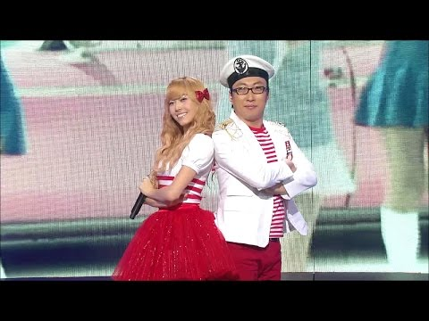 【TVPP】Jessica(SNSD) - Naengmyeon(with Park Myung Soo), 제시카(소녀시대) - 냉면 @ MBC Entertainment Awards