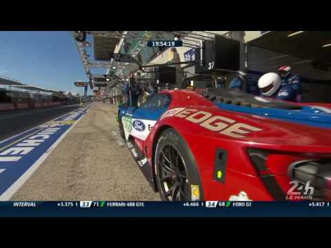 2017 24 Hours of Le Mans - Race hour 5 - REPLAY