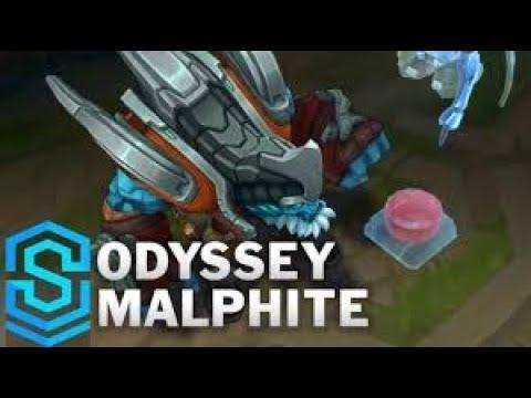 Odyssey Malphite top vs Sett......ez win !!!