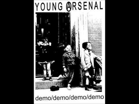 Young arsenal - Fedél nélkül