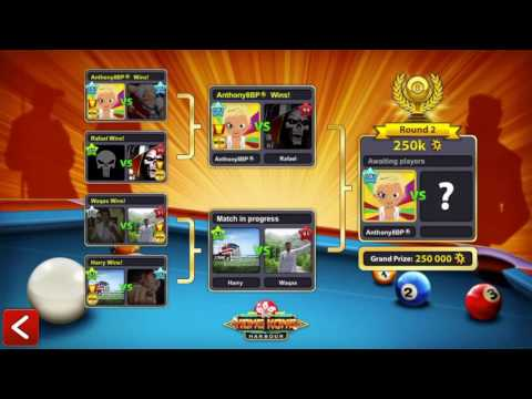 8 Ball Pool- Hong Kong Ring!!!!